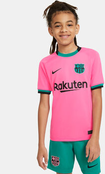 Nike FC Barcelona Stadium Derde kids shirt 20/21 Roze