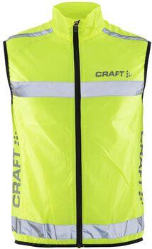 Craft Visibility vest Geel