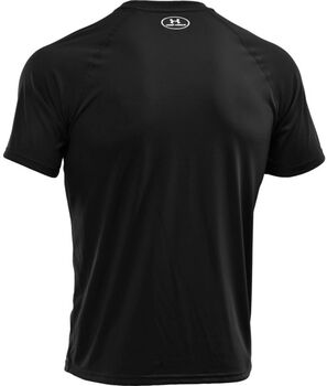 Under Armour UA Tech shirt Heren Zwart