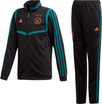 ADIDAS Ajax jr trainingspak 2019-2020 Jongens Zwart