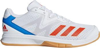 adidas Counterblast Exadic indoorschoenen Wit