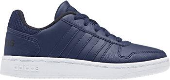 wholesale dealer e9a7b 2f6f4 ADIDAS Hoops 2.0 sneakers Jongens Blauw