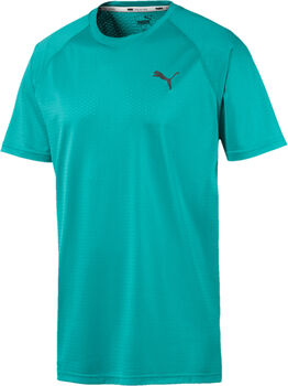 Puma Tech shirt Heren Blauw