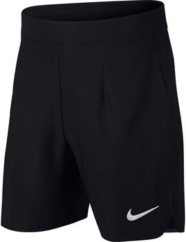 Nike Court Ace short Jongens Zwart