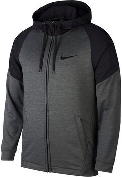 Nike Dry Fleece Plus hoodie Heren Zwart