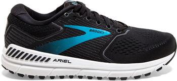 Brooks Ariel 20 hardloopschoenen Dames Zwart
