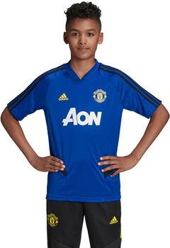 ADIDAS Manchester United FC Training shirt Jongens Blauw