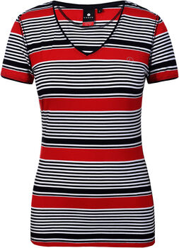 Luhta Aapajoki t-shirt Dames Blauw
