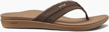 Reef Ortho-Bounce Coast slippers Dames Bruin