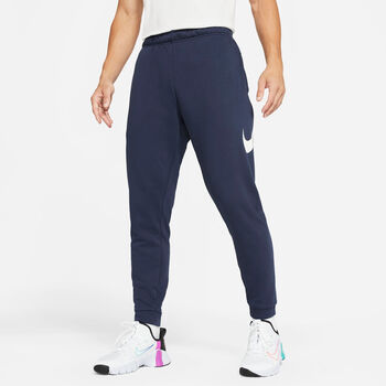 Nike Tapers Faswoosh joggingbroek Blauw