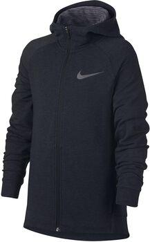 Nike Dry vest Jongens Zwart