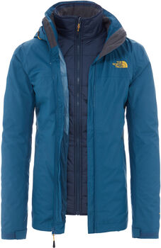 The North Face Arashi Triclimate jack Heren Blauw