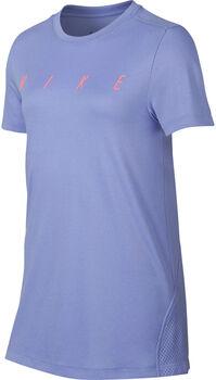 Nike Dry Studio GFX shirt Meisjes Blauw