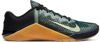 Nike Metcon 6 fitness schoenen Heren Zwart