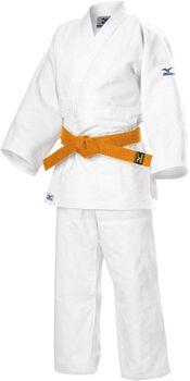 Mizuno Yuki judopak Heren Wit