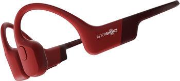 AfterShokz Aeropex Draadloze koptelefoon Rood