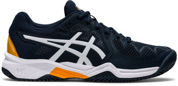ASICS GEL-Resolution 8 Clay kids tennisschoenen  Blauw
