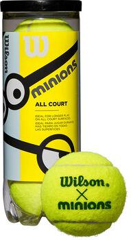Wilson Minions Stage 1 3-bal tube Groen