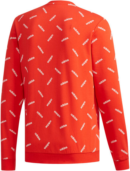 All Over Print sweater