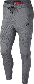 Nike Sportswear Tech Fleece broek Heren Zwart
