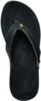 Reef Miss J-Bay slippers Dames Zwart