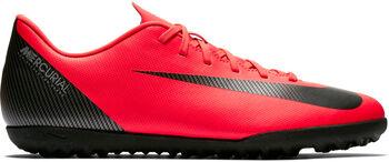 Nike CR7 VaporX 12 Club TF voetbalschoenen Heren Rood