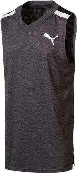 Puma Bonded Tech shirt Heren Grijs