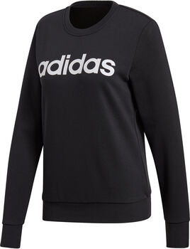 ADIDAS Essentials Linear sweater Dames Zwart