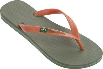 Ipanema Classic Brasil slippers Heren Groen