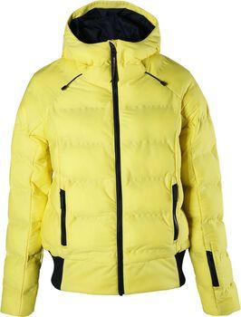 Brunotti Firecrown ski-jas Dames Geel