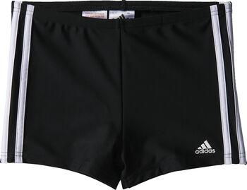 adidas 3-Stripes jr zwemboxer Jongens Zwart