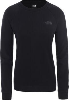 The North Face Berard Crew sweater Dames Zwart
