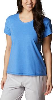 Columbia Sun Trek shirt Dames Blauw