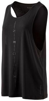 ENERGETICS Gafulba 4 shirt Dames Zwart