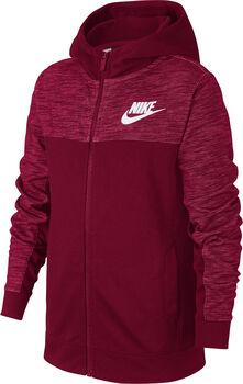 43ef05a4258 Nike Sportswear hoodie Jongens Rood