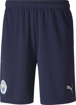 Puma Manchester City short Heren Blauw