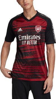 adidas Arsenal Pre-Match thuisshirt Heren Rood