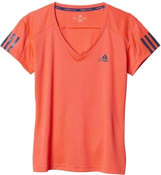 Adidas Club shirt Dames Rood
