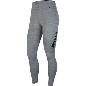 Nike One JDI tight Dames Grijs