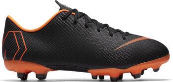 Nike Vapor 12 Academy MG jr voetbalschoenen Jongens Zwart
