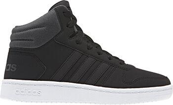 ADIDAS Hoops Mid 2.0 sneakers Jongens Zwart