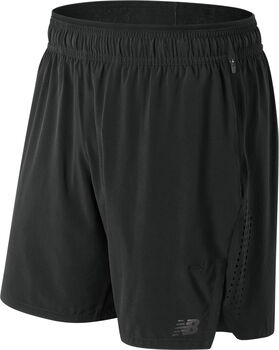 New Balance Transform 2 in 1 short Heren Zwart