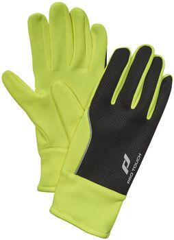 PRO TOUCH Barlon running handschoenen Geel