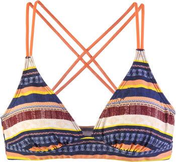 Protest Superbird 18 Triangle bikinitop Dames Rood