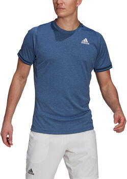 adidas Tennis Freelift T-shirt Heren Blauw