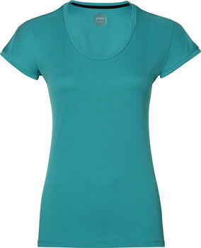 Asics Capsleeve shirt Dames Blauw