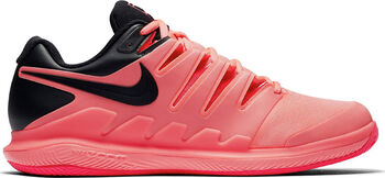 Nike Air Zoom Vapor X Clay tennisschoenen Heren Rood