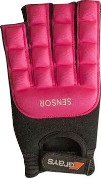 Grays Sensor Pro Links hockeyhandschoen maat XS Dames Roze