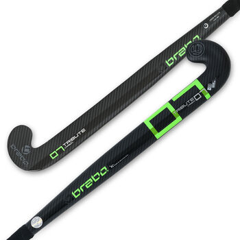 Brabo TC-7 hockeystick Heren Multicolor