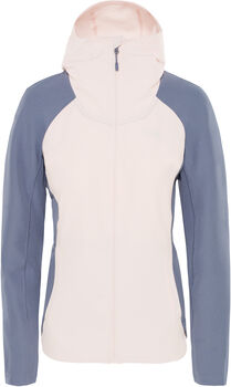 The North Face Women's Invene Softshell Jacket Dames Roze